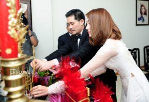các nghi lễ trong đám cưới truyền thống Việt Nam
