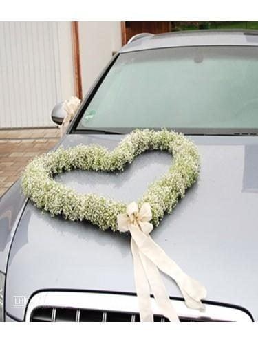 Hoa xe cưới 1