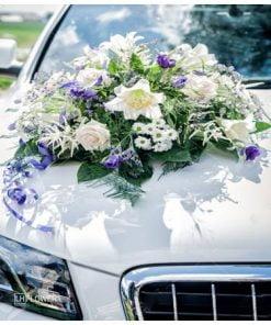 Hoa xe cưới 13