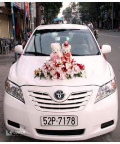 Hoa xe cưới 16