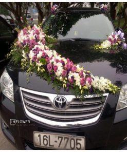 Hoa xe cưới 19