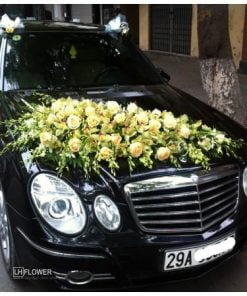 Hoa xe cưới 21