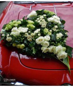 Hoa xe cưới 7