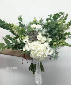 Hoa cầm tay cô dâu Nắm Lấy Tay Anh