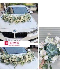 bó hoa cô dâu