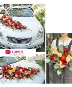 mẫu xe hoa cưới