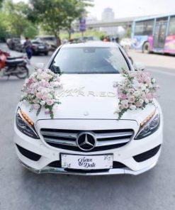 xe hoa đám cưới