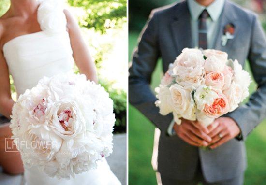 Hoa cưới mẫu đơn loài hoa của hạnh phúc hôn nhân Bo-hoa-cuoi-cuc-mau-don-hong-1-550x383