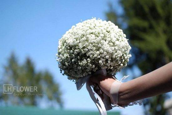 Gợi ý mẫu Hoa cưới cầm tay baby đẹp nhất      Hoa-baby-cam-tay-co-dau-1-550x368